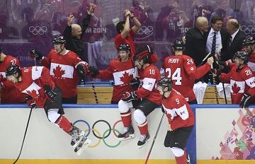 Men's Hockey Team 2014