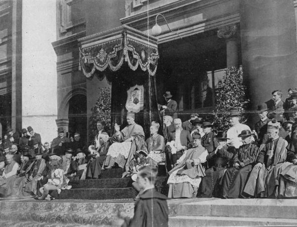 International Eucharistic Congress, Montréal, 1910