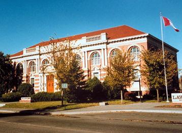 Law Courts Building, Medicine Hat