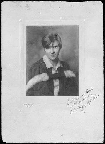 Elsie Gregory MacGill
