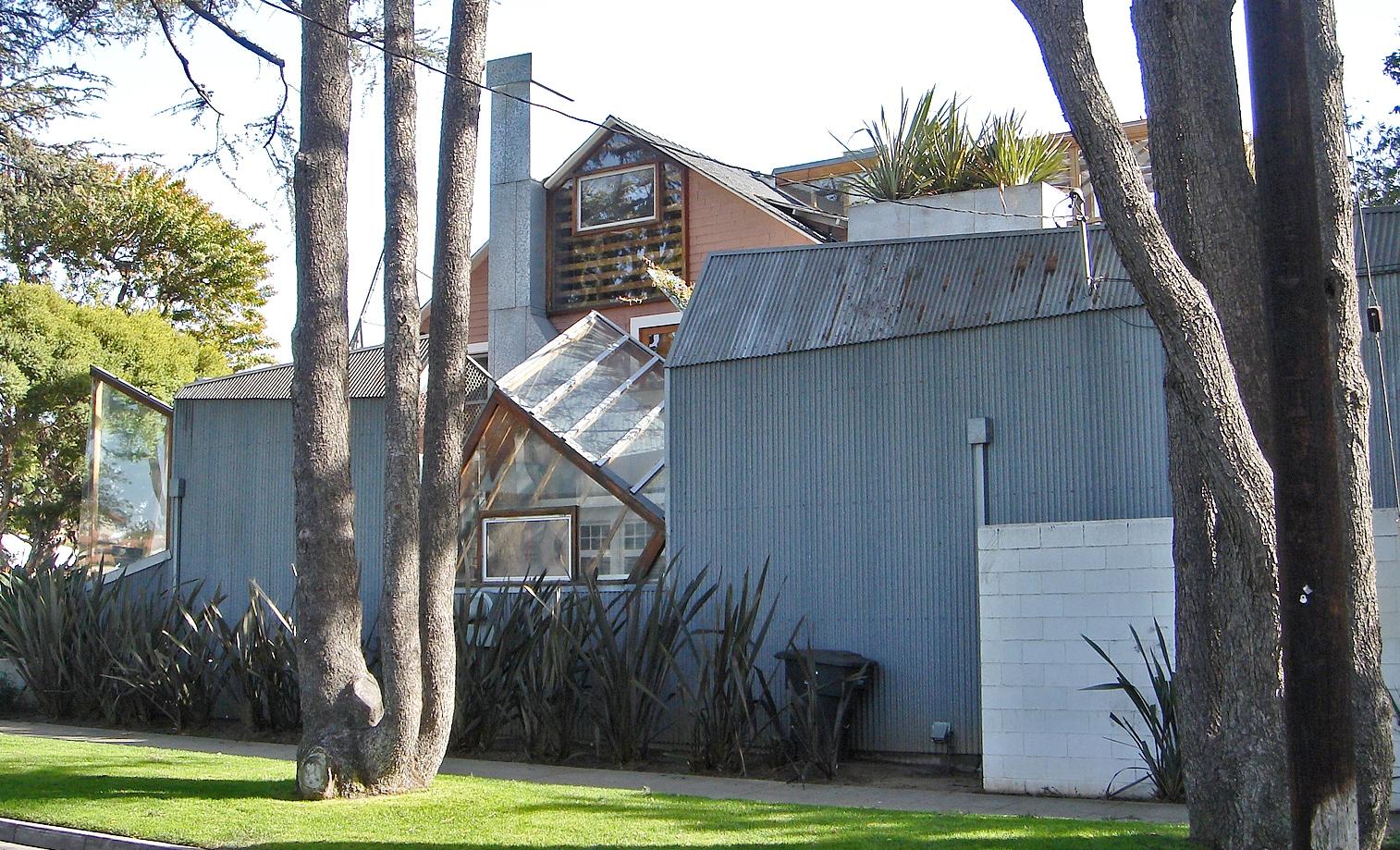 La maison de Frank Gehry