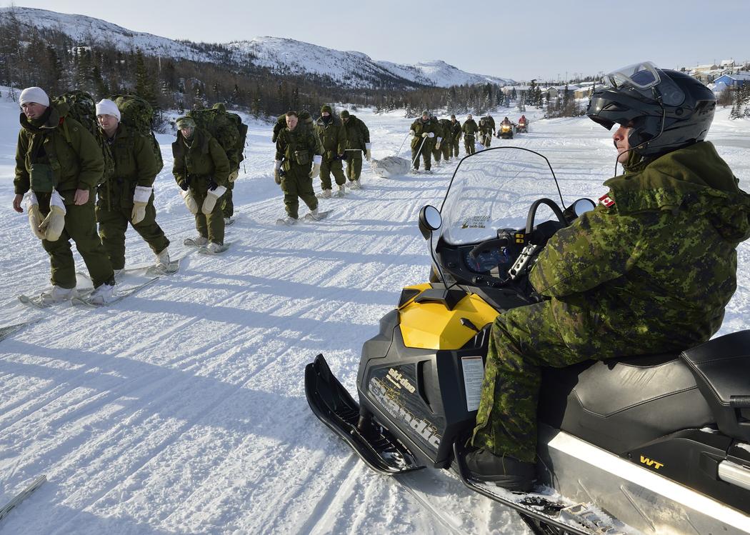 Canadian Arctic Sovereignty