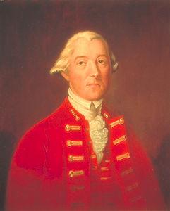 Guy Carleton, 1er baron Dorchester