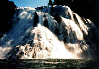 Kenuseo Falls