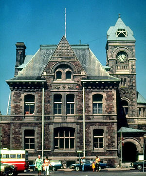Old Post Office, Galt