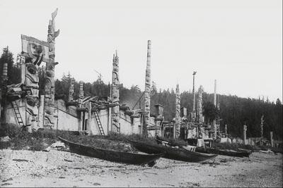 Haida Village