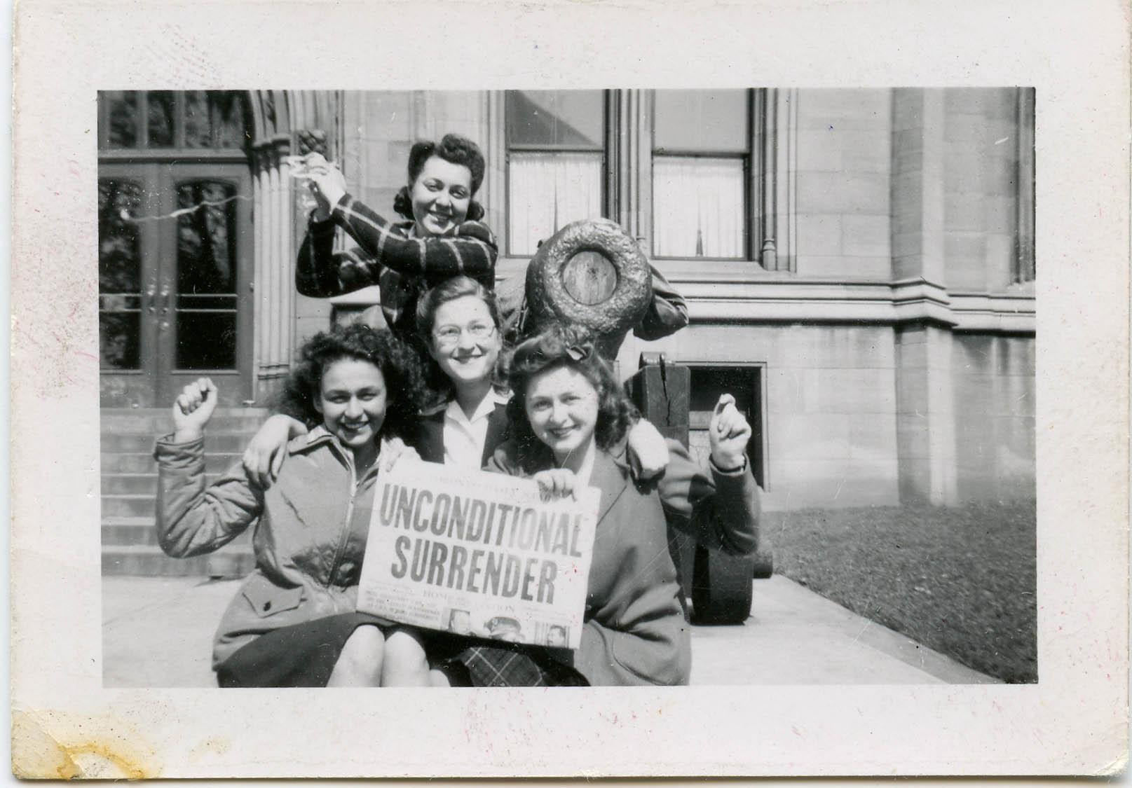 VE-Day 1945