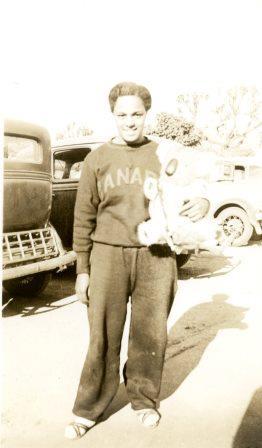 Barbara Howard, 1938