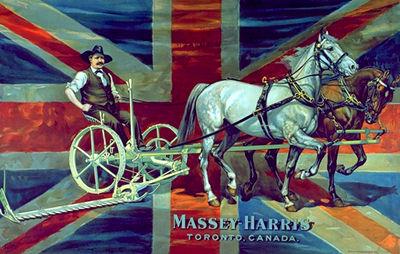 Massey Harris, affiche