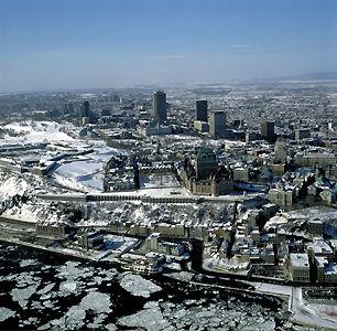 Québec (photo aérienne)