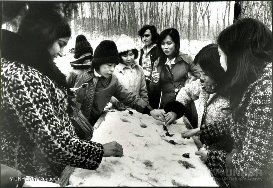 Resettlement and integration of Vietnamese refugees, 1979
