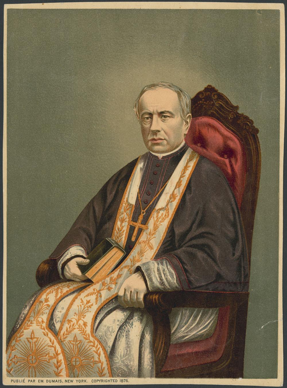 Cardinal Elzéar-Alexandre Taschereau