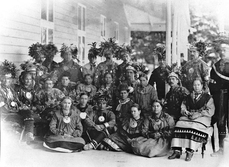 Huron-Wendat People
