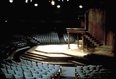 Stratford Festival Theatre, Interior