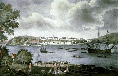View of Québec