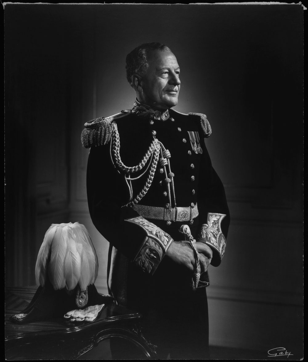 Roland Michener