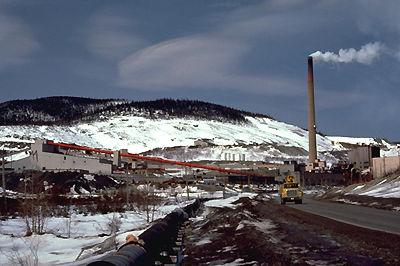 Mines de cuivre Noranda