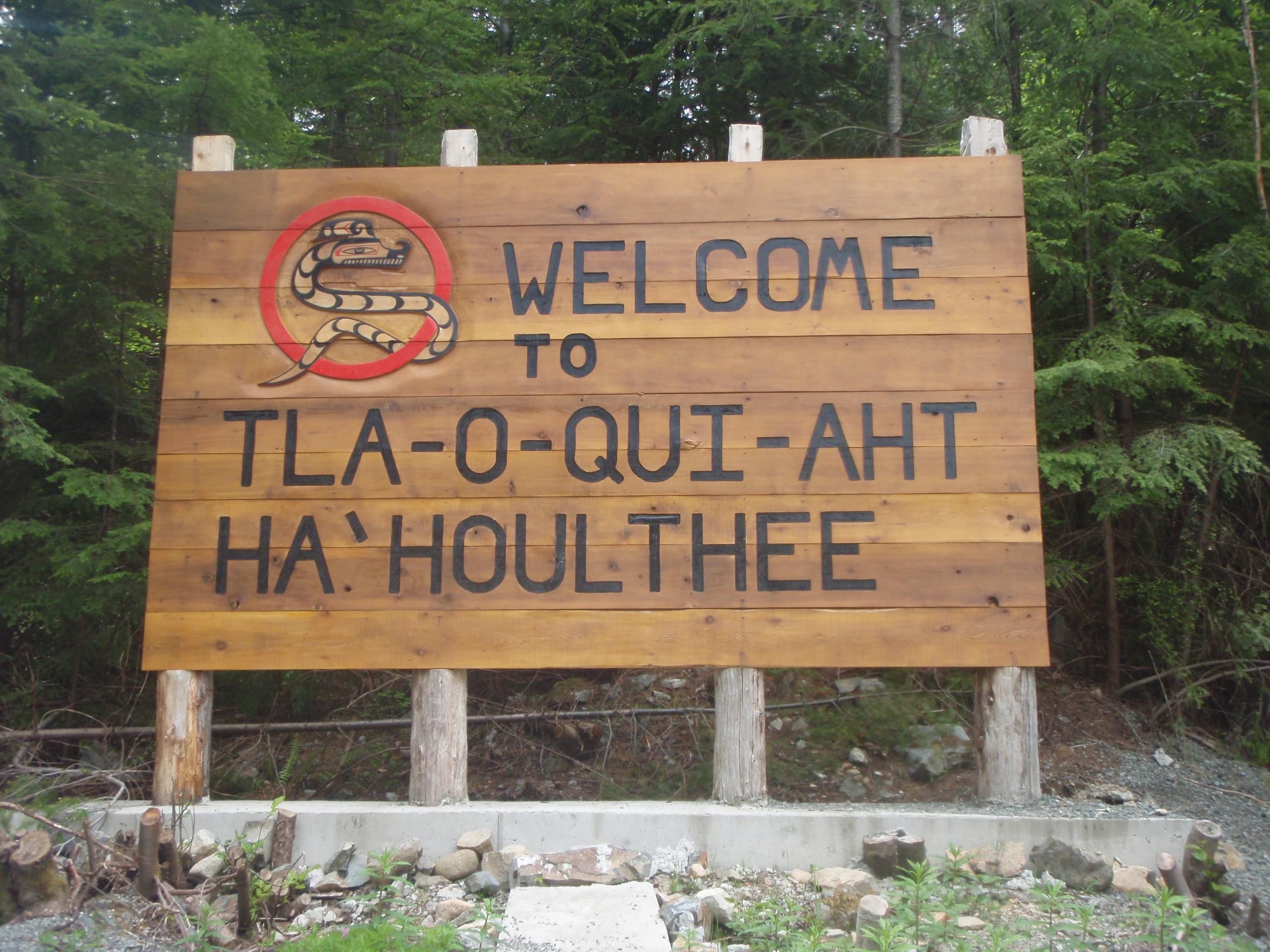 Tla-o-qui-aht First Nation
