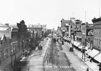 Edmonton, History