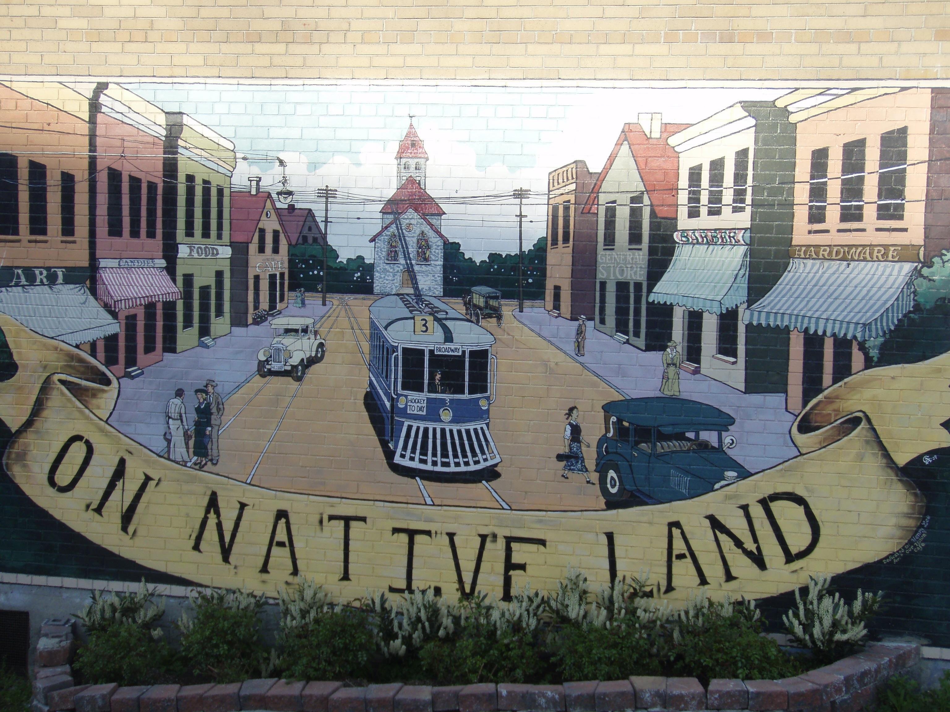On Native Land