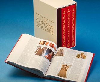 Canadian Encyclopedia, Print Edition