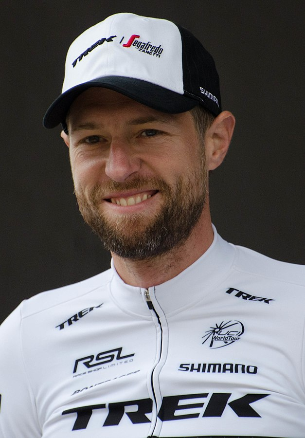 Ryder Hesjedal at Tour of Alberta