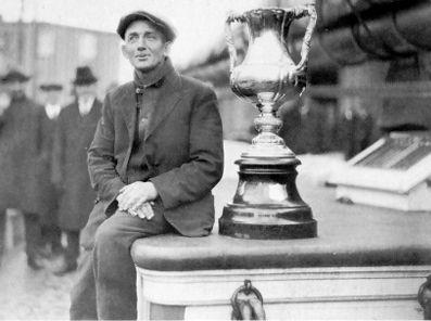 Angus Walters, sailor