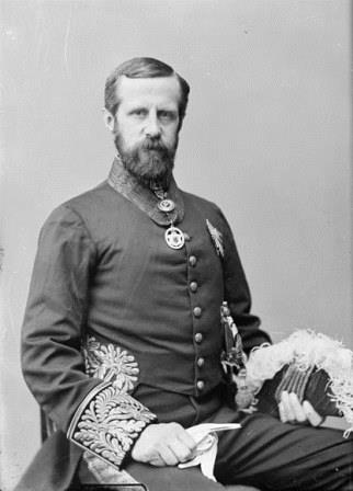 Le comte d'Aberdeen