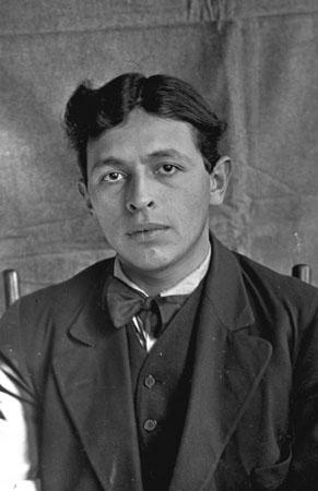 William Beynon, 1915.