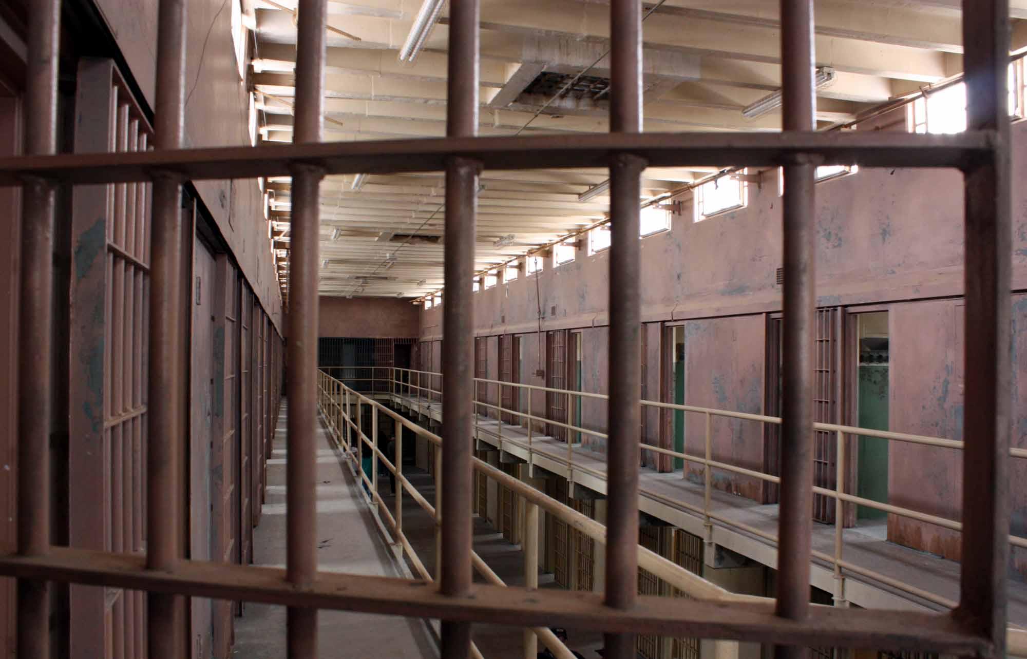 Barreaux de prison