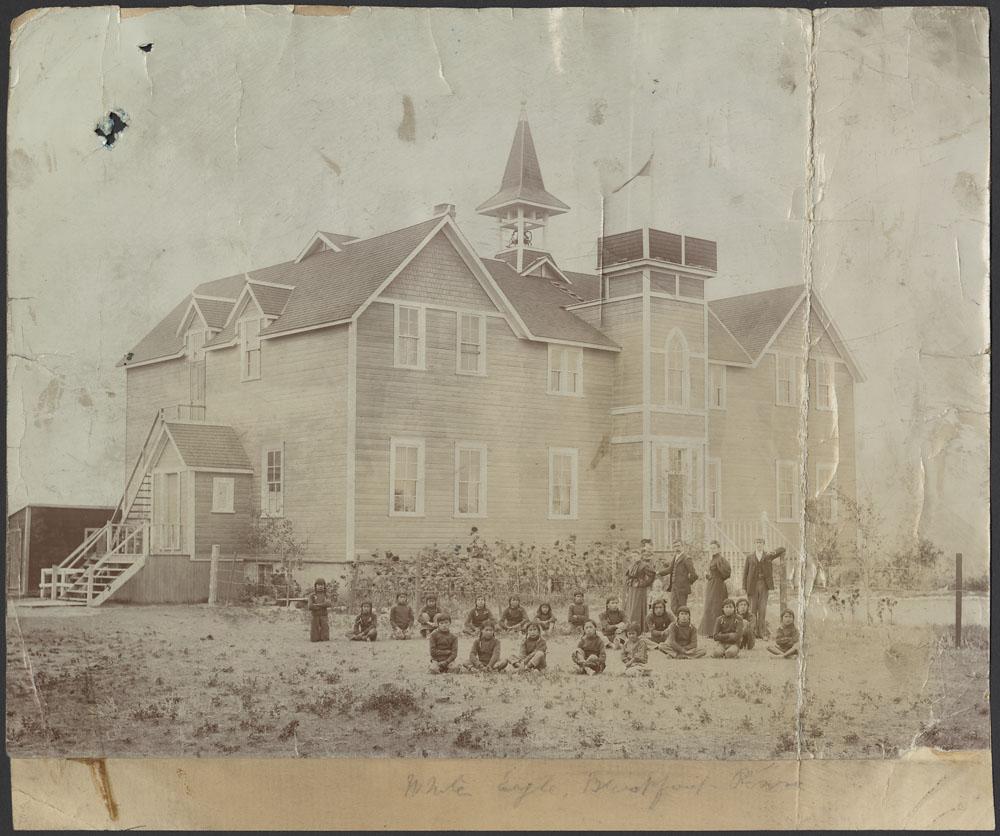 White Eagle Residential School