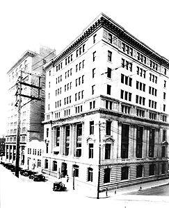 Immeuble de la Great-West