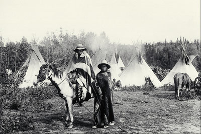 Cree Nation people