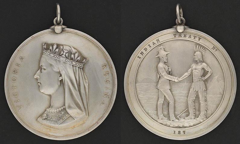 Treaty Medals