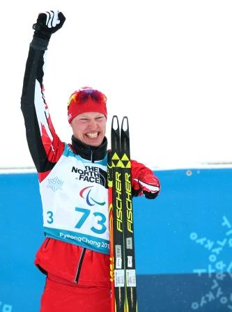 Mark Arendz remporte l\u2019or, PyeongChang, 2018