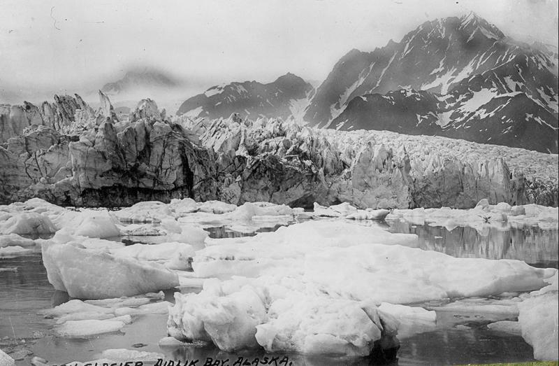 Glacier Pedersen, Alaska (Avant)