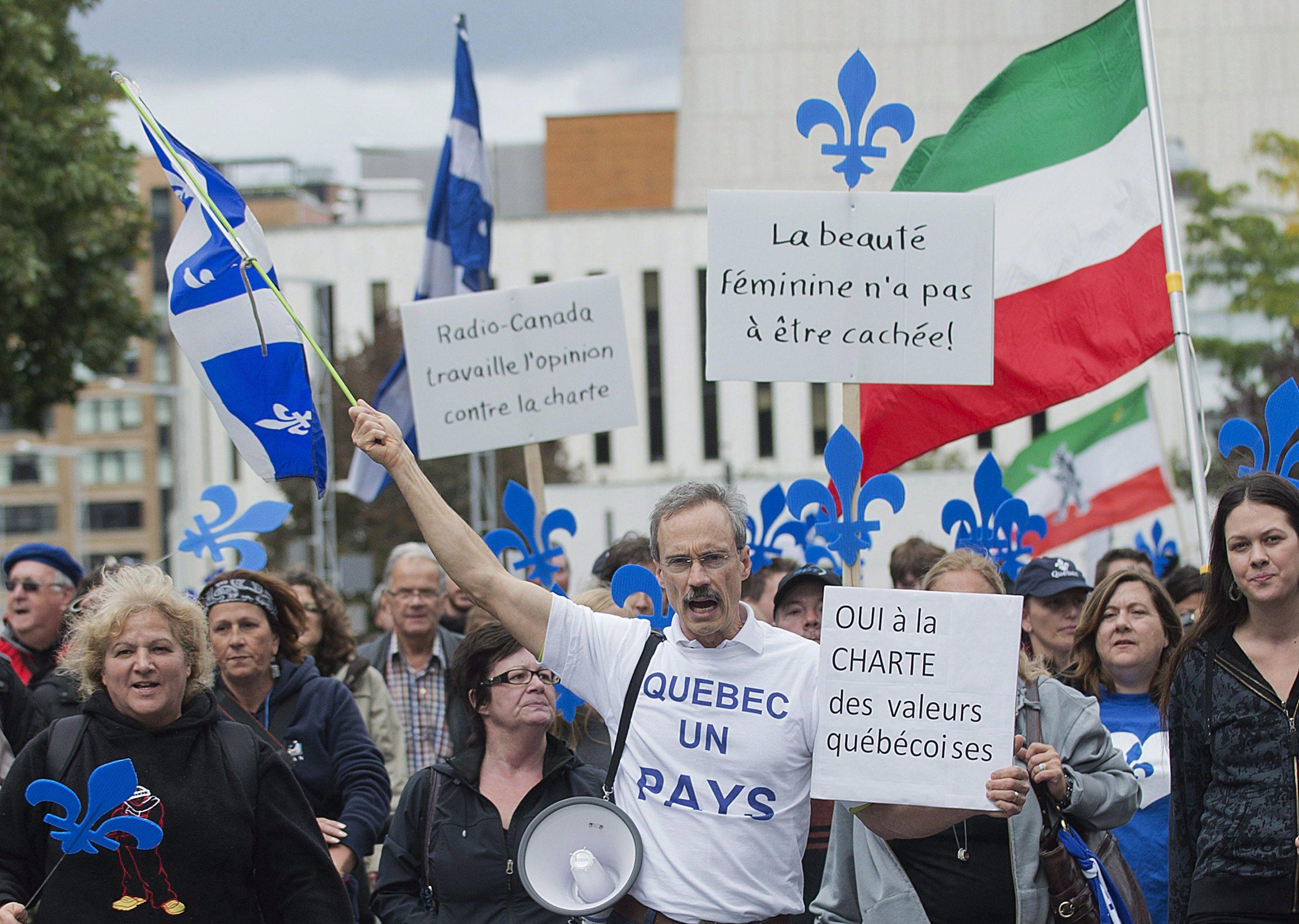 La Charte des valeurs québécoises