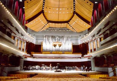 Jack Concert Singer Concert Hall