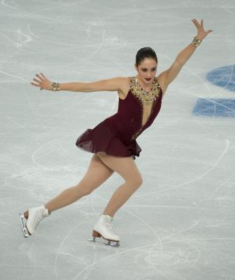 Kaetlyn Osmond, Sochi 2014