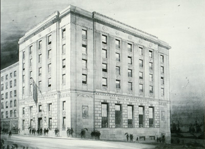 Bank of Nova Scotia, Perspective