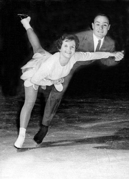 Barbara Wagner and Robert Paul