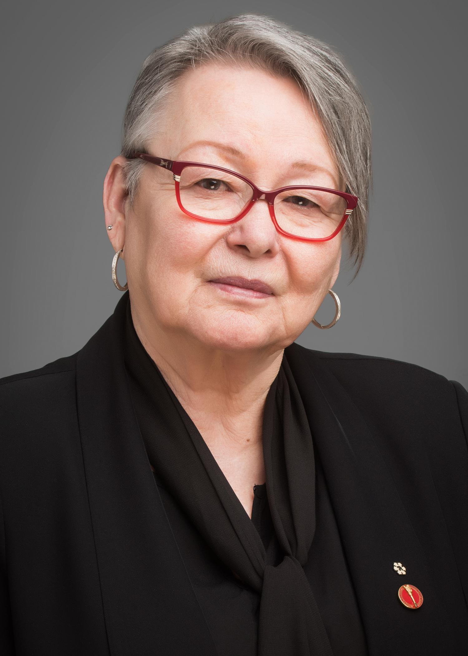 Sandra Lovelace Nicholas