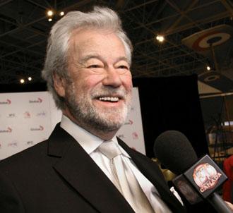 Gordon Pinsent, actor