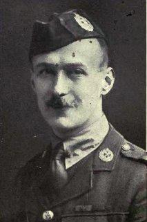 Lieutenant Robert Shankland