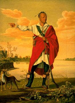 Joseph Brant (Thayendanegea)