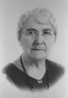 Louise McKinney, women's rights activist, legislator