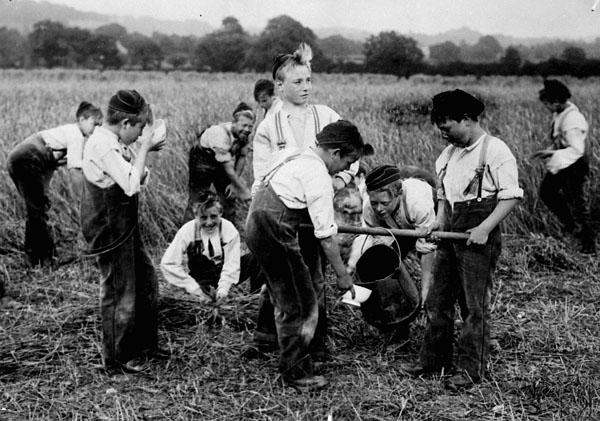 British Home Children