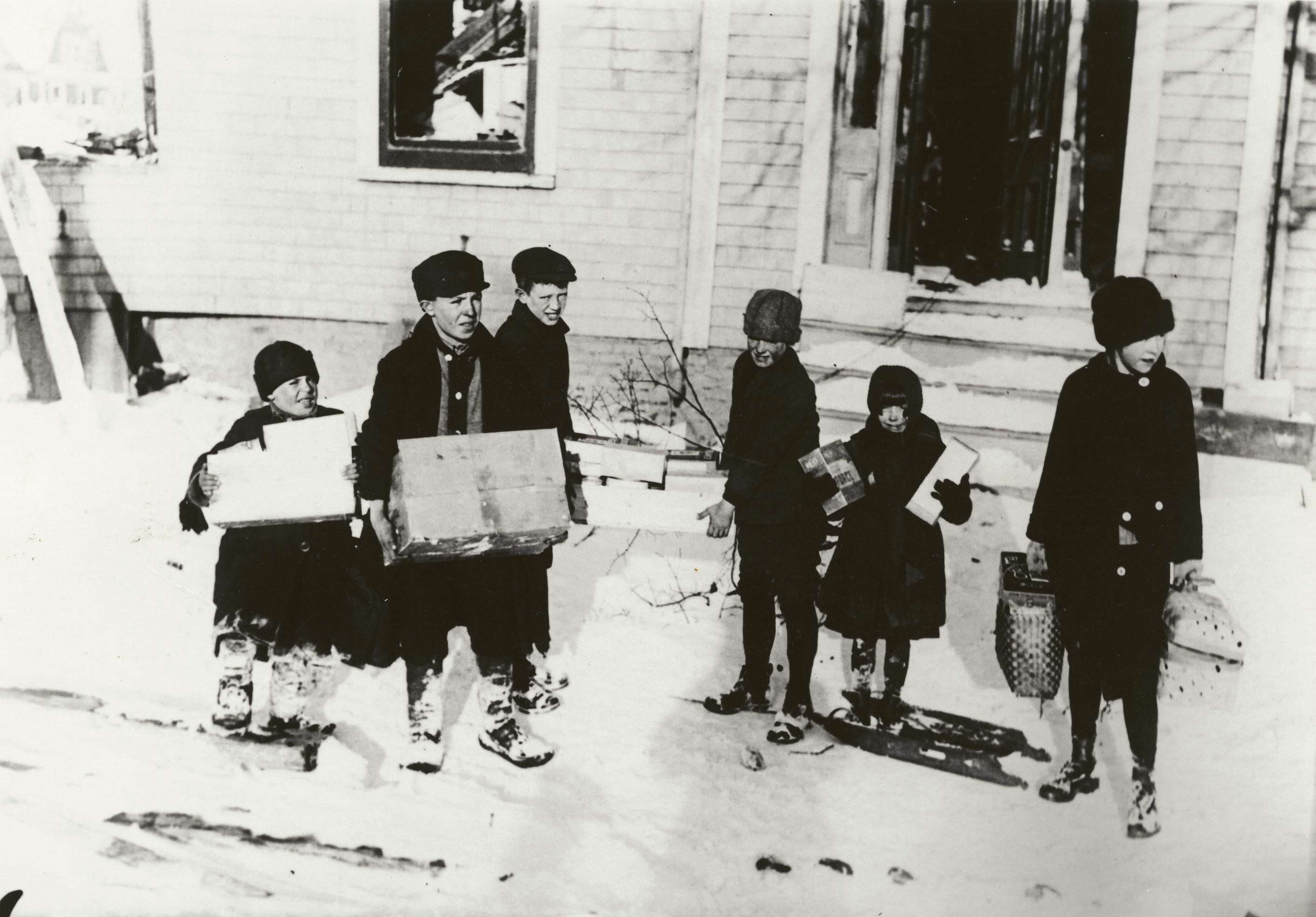 Children of the Halifax Explosion