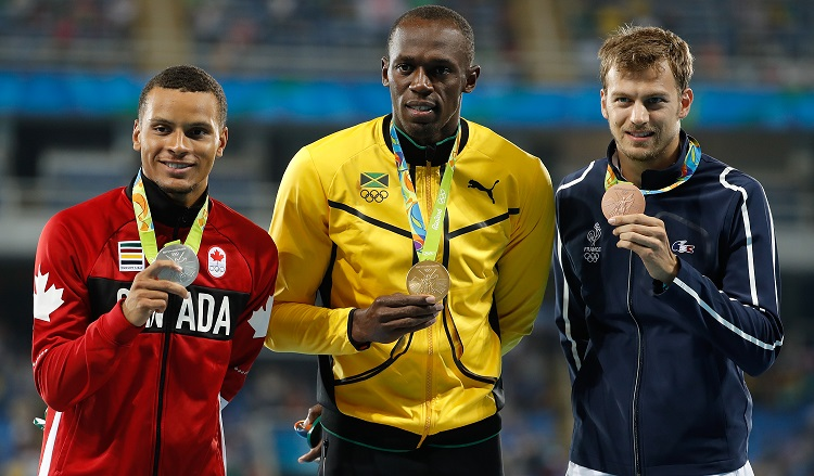 Andre De Grasse, 2016 Olympic Games, 200m