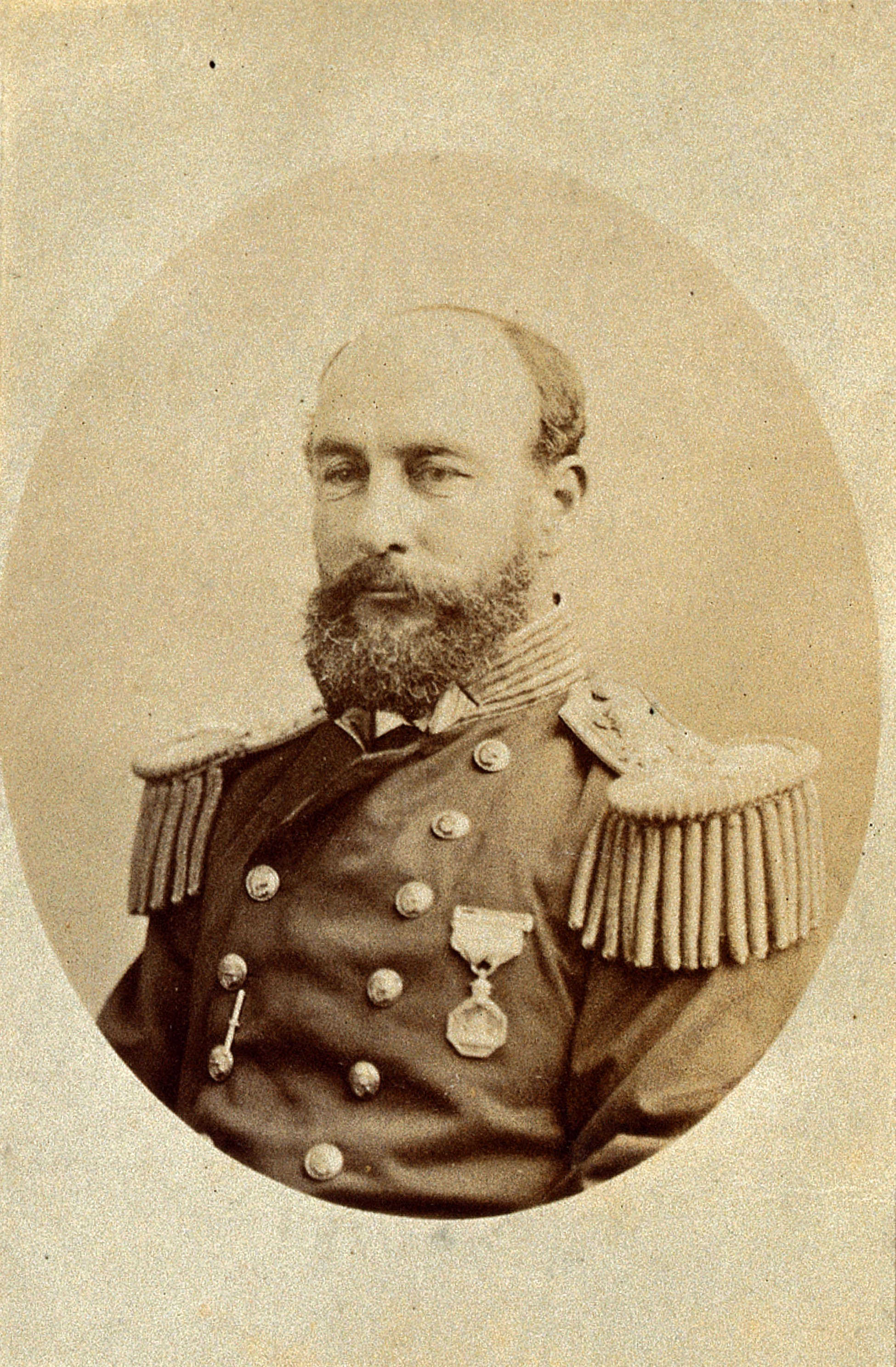 Sir George Strong Nares